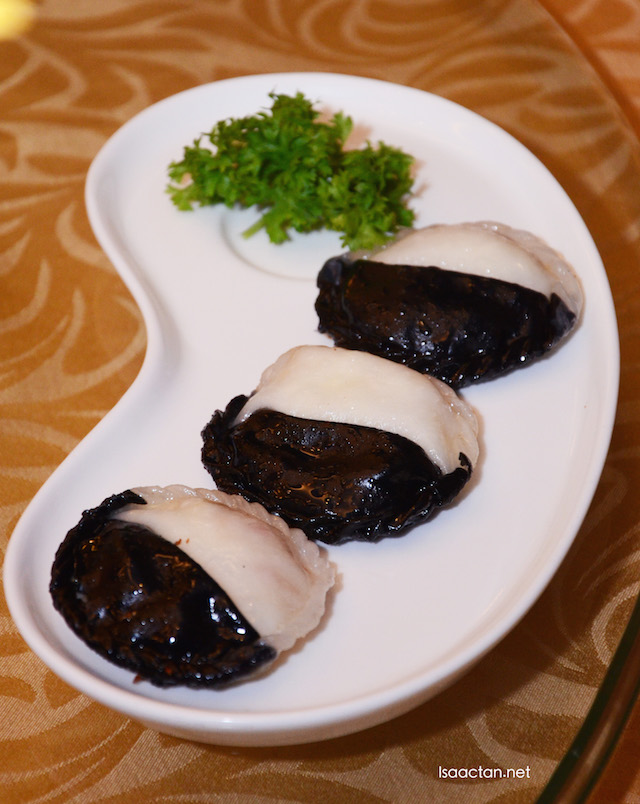 Black Temptations Dim Sum Promotion @ Tai Thong Group Malaysia