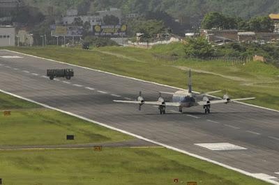 Bandara TONCONTIN Honduras