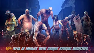 Zombeast: Survival Zombie Shooter mod apk