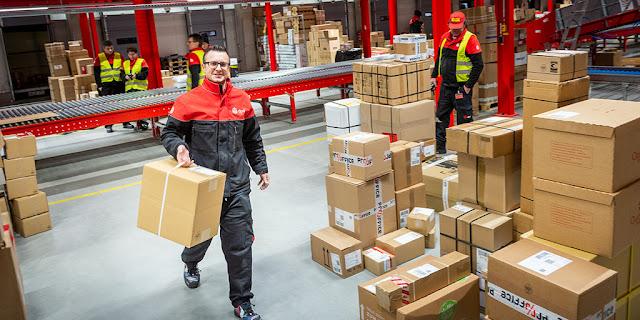 العمل في شركة دي بي دي الالمانية | Dpd Jobs