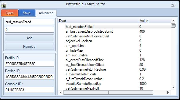 Save Editor Renpy