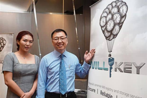 WillKey™, Malaysia's First Will Registry, Centralises Will Search and Storage to  Provide Peace of Mind