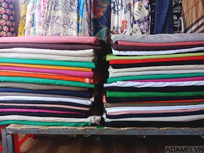 Vải Kiện Linen Hàn Quốc