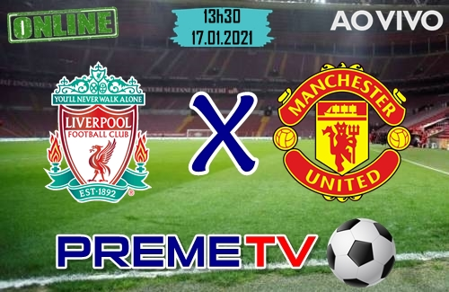 Liverpool x Manchester United