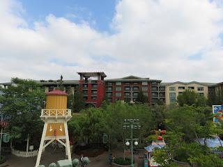 Goofy's Sky School Grand Californian