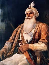 "Today is the Martyr day of the Sardar Hari Singh ""Nalwa"" (24 April 1891 - 30 April 1834)."