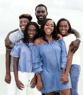 Michael Vick Family
