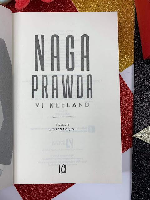 """""""Naga prawda"""" Vi Keeland"""