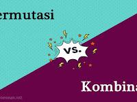 Perbedaan Antara Permutasi dan Kombinasi