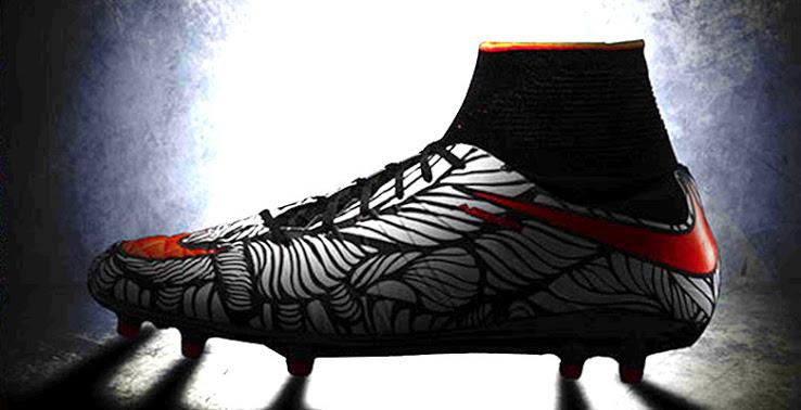 9976f6d6 Billige Fotballsko På Nett2016 Nike Hypervenom Phantom II Neymar Fotballsko  Kunstgress Signatur