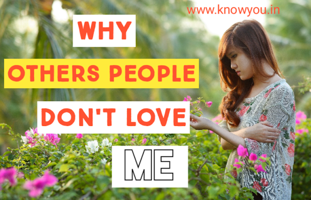Why Others People Don't Love me, I am Right, Why Others People Don't Give me Love, 2020