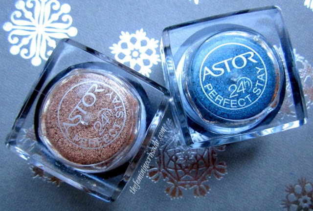 Picture of Astor 24h Perfect Stay Waterproof Vibrant Eyeshadows