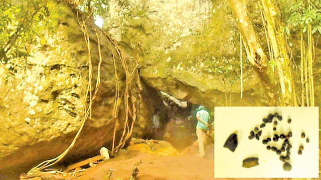 Excavations at Sri Lanka's Bat Cave find evidence of ancient human habitation