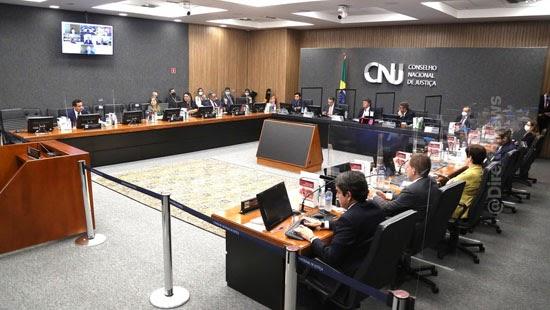 cnj pune juiz assedio sexual moral