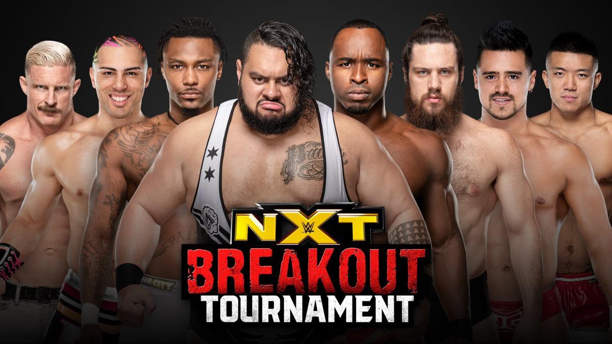 NXT Breakout Tournament voltará em breve