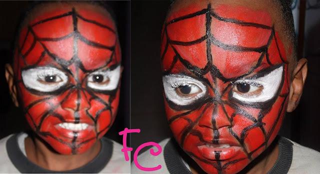 Maquiagem - Home Aranha