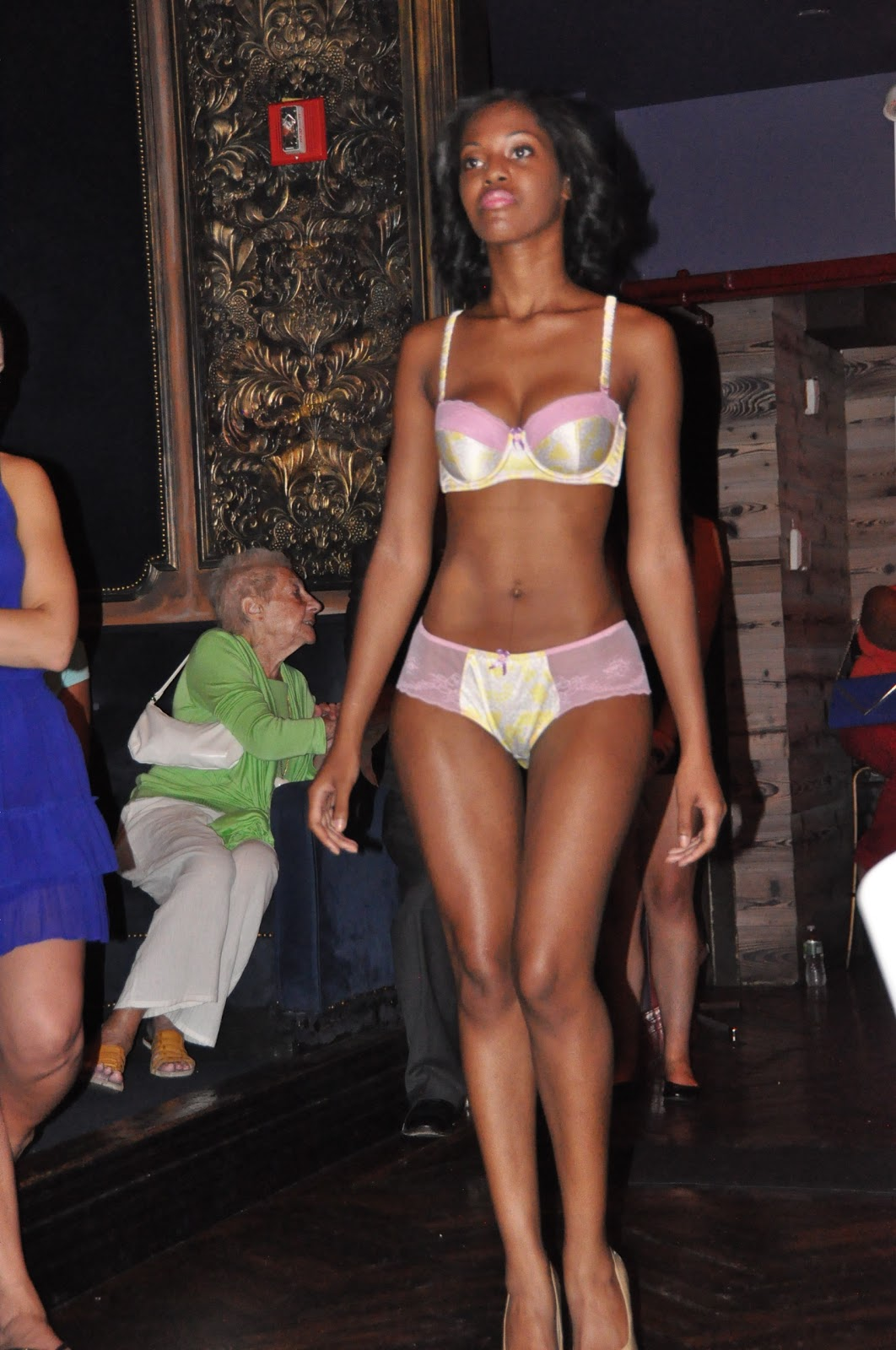 Lingerie Alliance Party and Fashion Show
