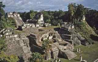 حقائق حول اساطير المايا العمارة القديمة