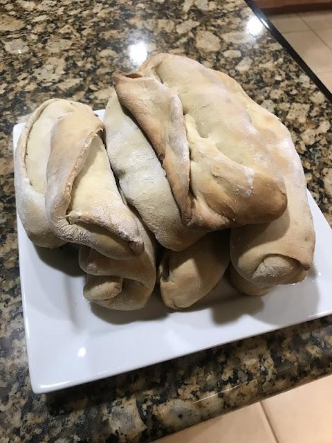 Leckers Rezeot von uns mit Würstchen und Brotteig!