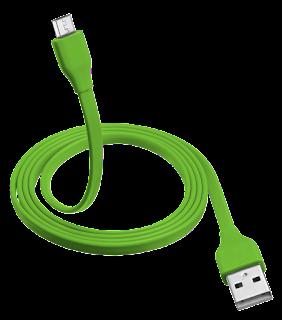 TRUST CAVO PIATTO MICRO USB 1M 20138