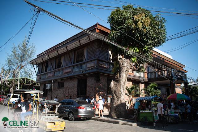 heritage houses boac