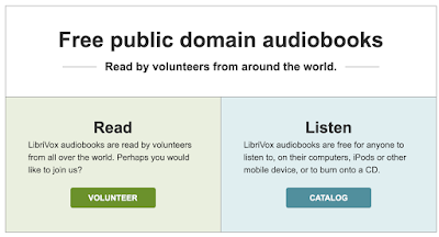 Another Great Library of Free Audiobooks for Students