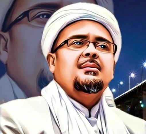Habib Rizieq to Da'wah the Moral Revolution in Makassar