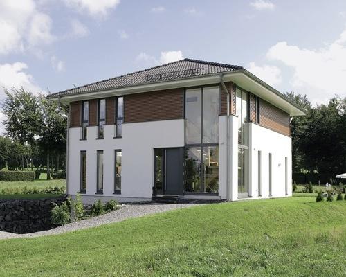 Moderne häuser walmdach  Moderne Häuser Mit Walmdach - schöne Küche Design