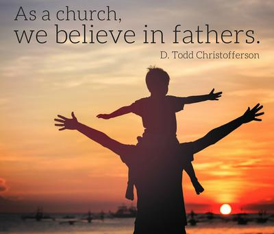 lds conference talks on fathers | just b.CAUSE