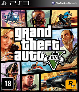 GRAND THEFT AUTO V PS3 TORRENT