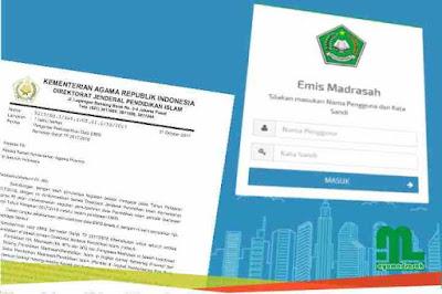 Setelah sekian lama menunggu akhirnya terbit juga surat resmi terkait pemutakhiran data em Surat Pengantar Pendataan Emis Semester Ganjil 2017/2018