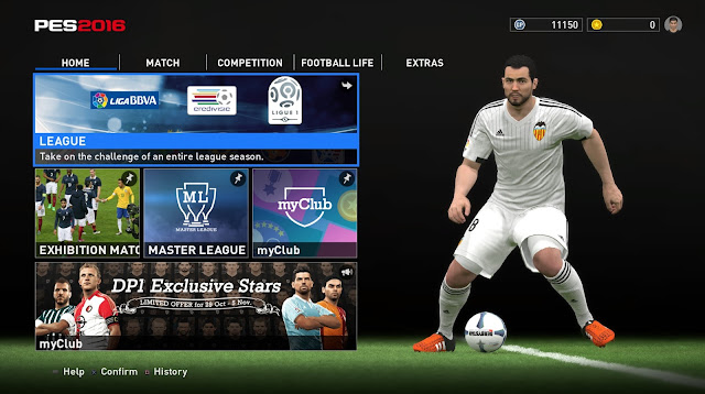 Tutorial Online PES 2016 Dengan PTE Patch 2.0