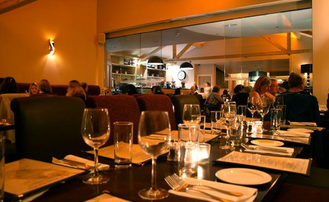 Restaurantes em Dublin, Irlanda