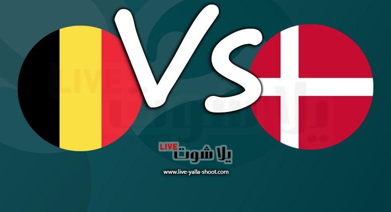 الدنمارك وبلجيكا