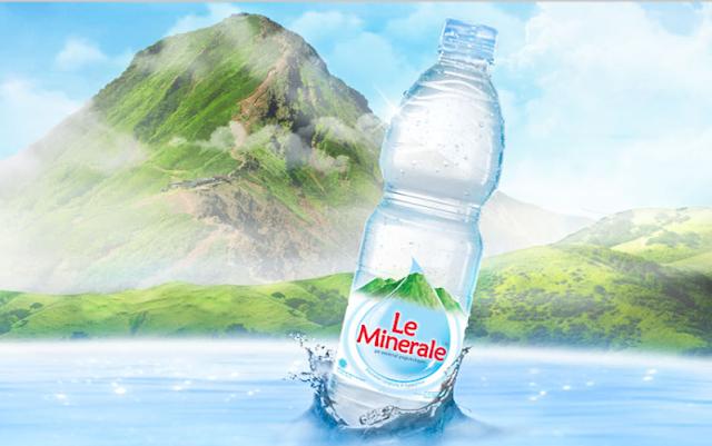 Kelebihan Sumber Mata Air Le Minerale