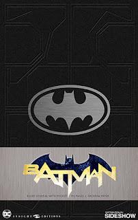 Batman Cuaderno de notas