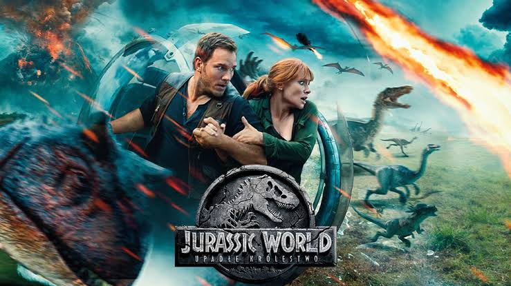 Jurassic World Fallen Kingdom (2018) Hindi Eng dual audio by