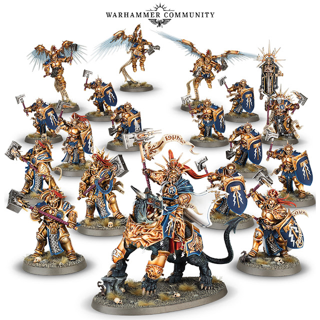 Thunderstrike Brotherhood Stormcast Eternals