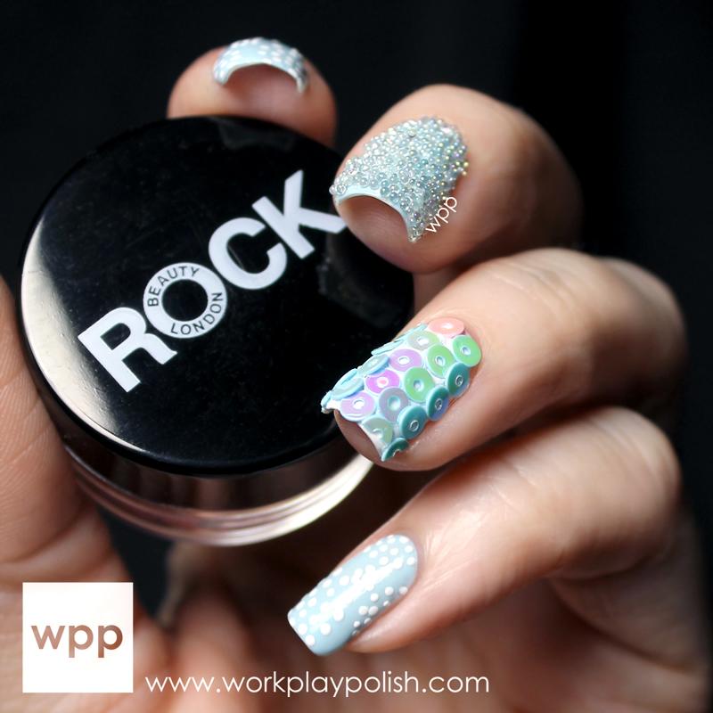 Rock Beauty Nail Art
