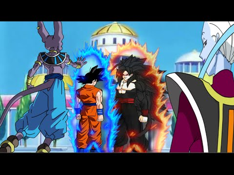 Dragon Ball Super Character: Kumpulan Foto Goku Black