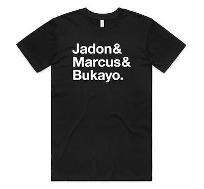 Jadon Marcus & Bukayo T-shirts