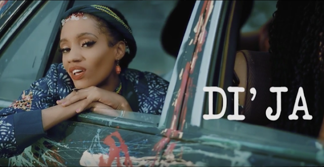 VIDEO: Di'Ja – Air