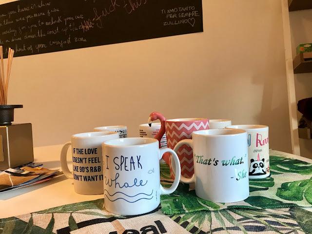 My Favorite Mugs: collaboration with LadyMija83