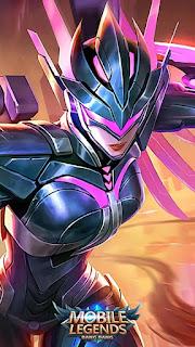 Karrie Hawkwatch Heroes Marksman of Skins