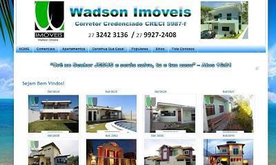 Criação de Site para Imobiliária Vila Velha ES
