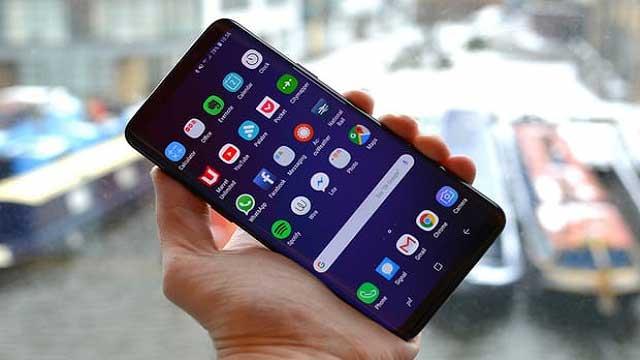 سامسونج غالاكسي S9 : أفضل هاتف ذكي + شاشة كبيرة بالأميال