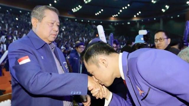 Mantan Anak Buah: Sebenarnya yang Dituju SBY Mempersiapkan AHY di Pilpres 2024