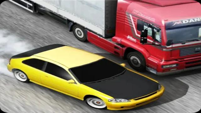 تهكير لعبة traffic racer للاندرويد والايفون