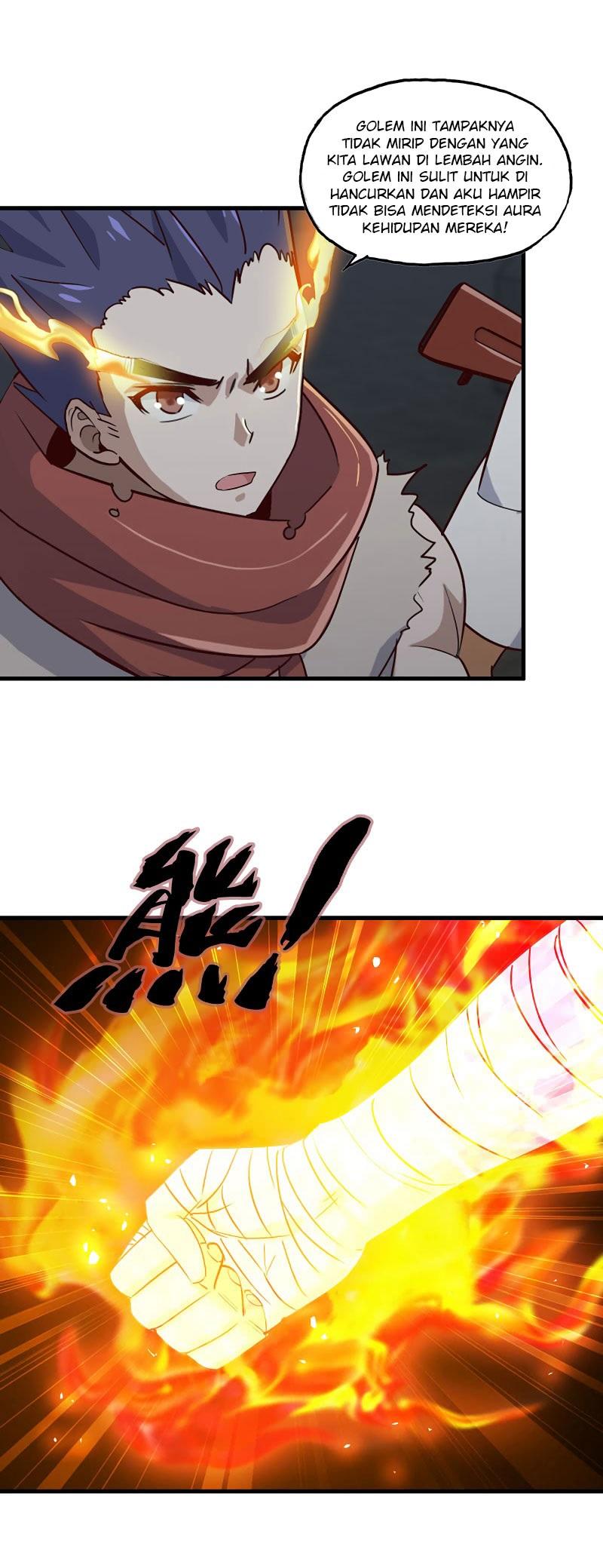 Komik My Wife is a Demon Queen Chapter 171