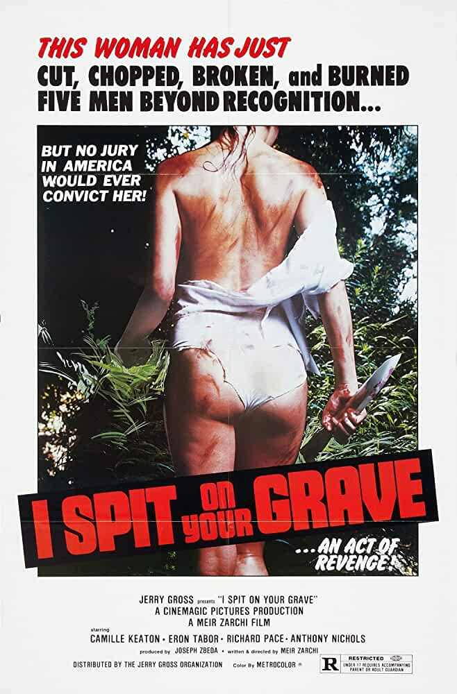 I Spit on Your Grave 1978 UNRATED 720p 700MB BRRip